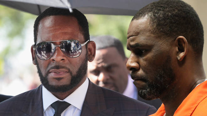 R. Kelly's pile of legal issues just got bigger