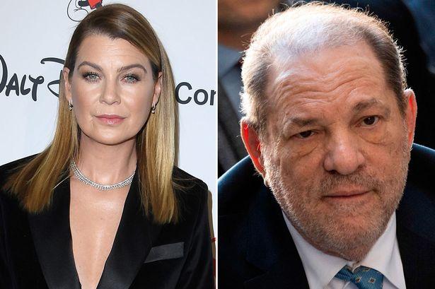 Grey's Anatomy star Ellen Pompeo hits back after backlash over her Harvey Weinstein comments
