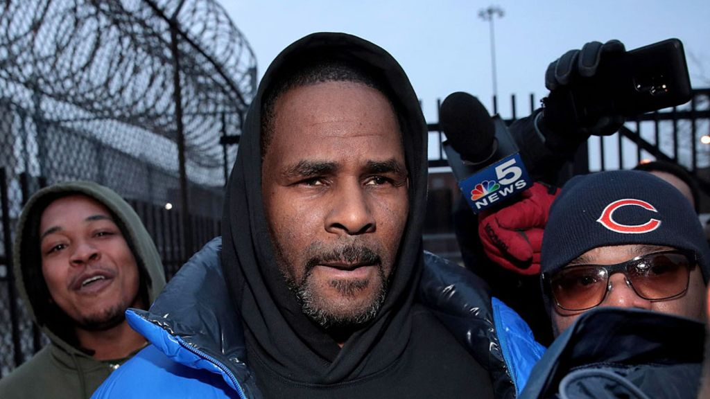R Kelly has been plagued by accusations of sexual misconduct since the 1990s (Getty Images)