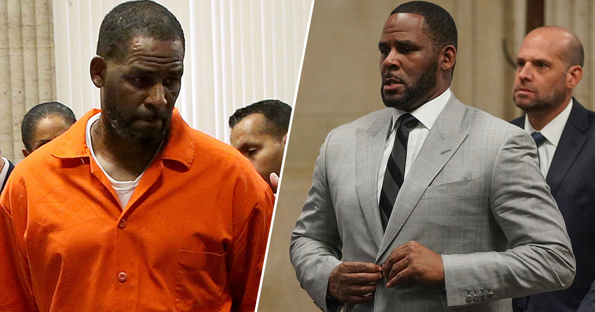 R Kelly claims he's 'high risk' for the coronavirus as he asks to be released from Chicago jail