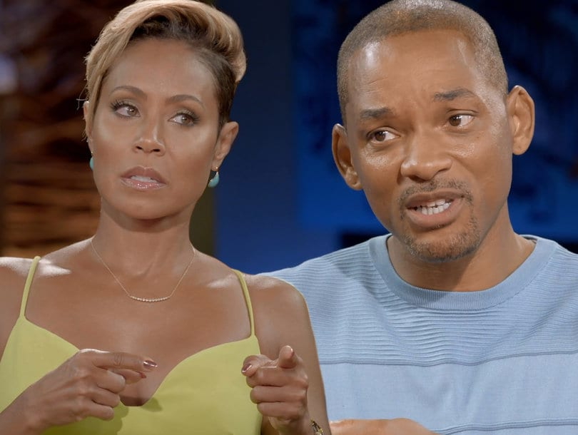 After 23 years of marriage, Jada Pinkett says she doesn't know Will Smith