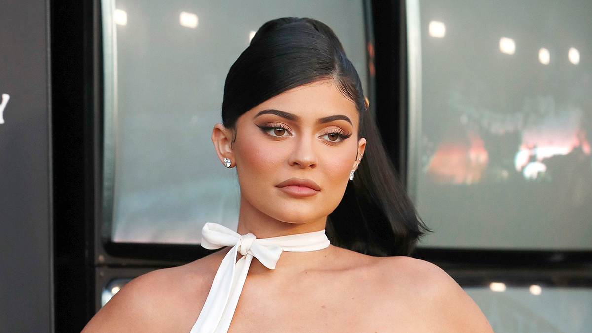 Kylie Jenner attends the premiere of Netflix' Travis Scott: Look Mom I Can Fly at the Barker Hangar in Santa Monica, California, USA 27 August 2019. (Photo by NINA PROMMER/EPA-EFE/Shutterstock)