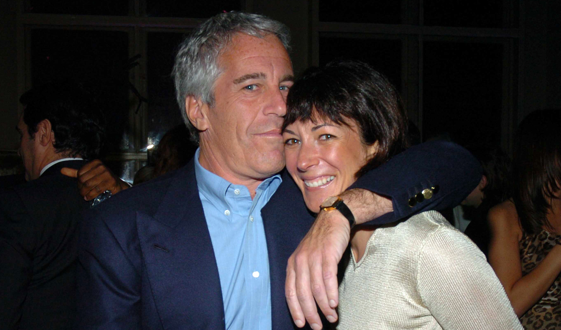 Jeffrey Epstein and Ghislaine Maxwell in New York City in 2005.Joe Schildhorn / Patrick McMullan via Getty Images file