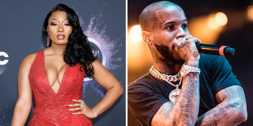Megan Thee Stallion listed as 'victim' as Tory Lanez is arrested on gun charge
