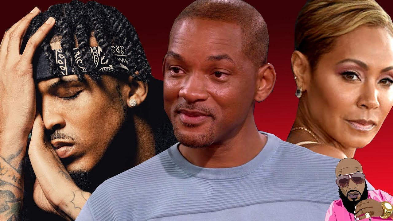 Will Smith 'gave blessing for wife Jada Pinkett Smith to have affair' with singer August Alsina