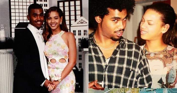 Lyndall Locke was Beyoncé's first boyfriend