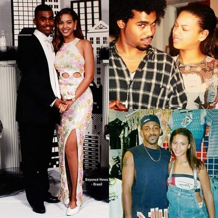 Lyndall Locke dated the Drunk In Love singer for several years before she eventually hooked up with Jay-Z at the turn of the millennium.
