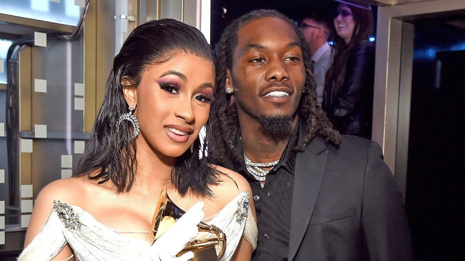 Cardi B files for divorce from rapper Offset (Getty Images)