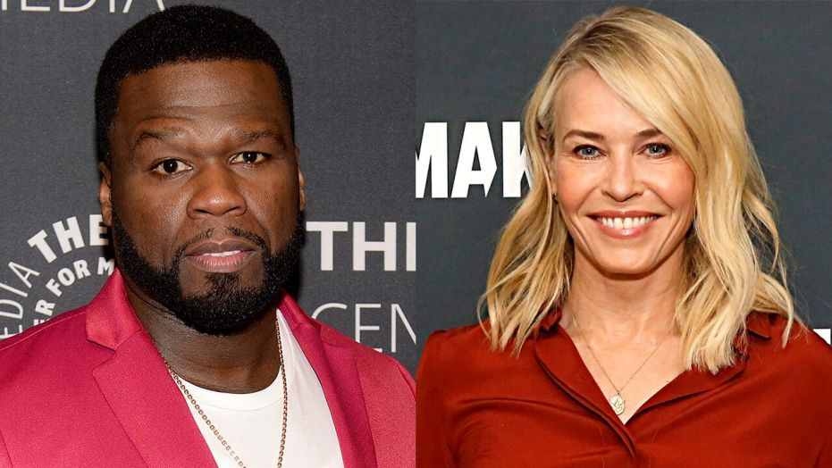 Chelsea Handler says she will pay ex-boyfriend 50 Cent's taxes if he comes to his senses and stops his support of Donald Trump's re-election bid.