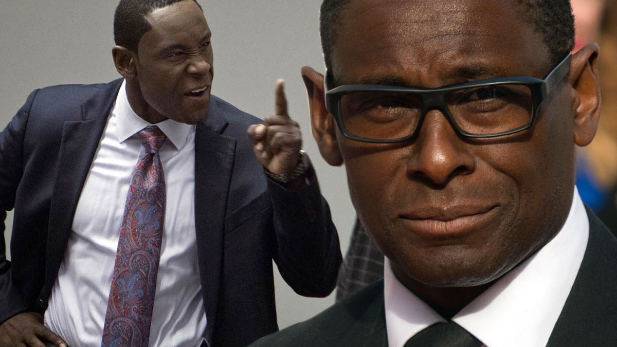 Homeland actor David Harewood recalls being sectioned and 'sat on' by six riot police officers