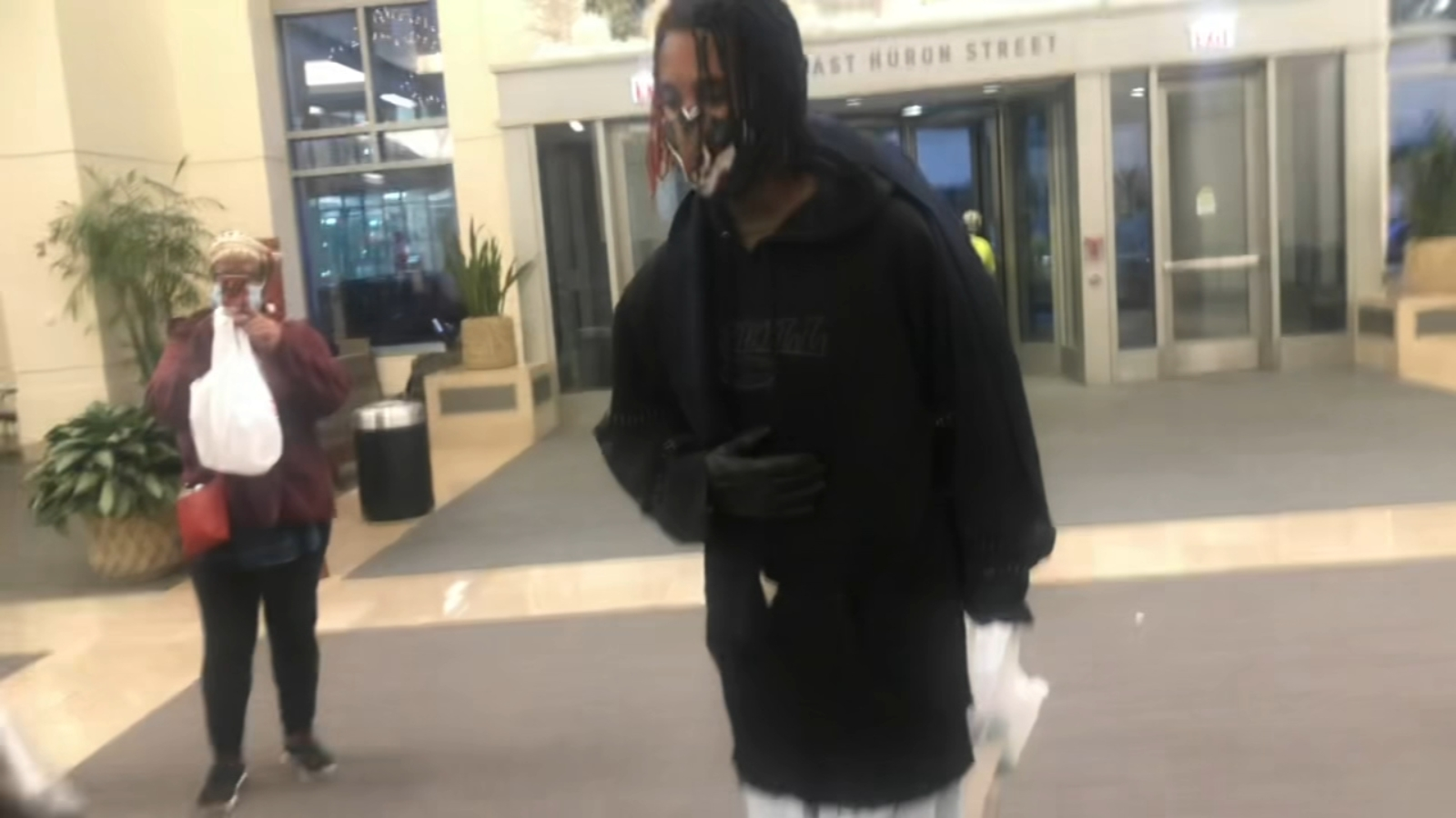 Jeremih finally released from hospital, recovering from COVID-19