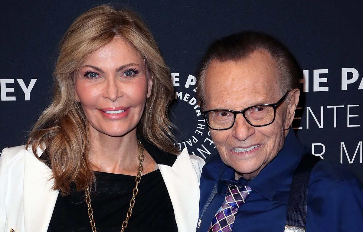 Larry King divorcing seventh wife Shawn Southwick after nearly 22 years