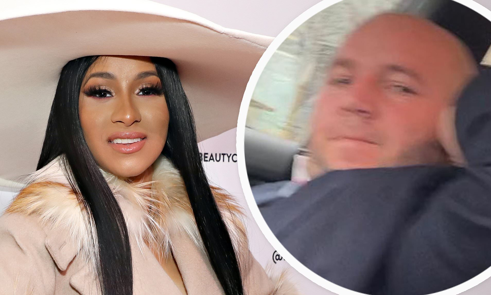 Rapper Cardi B has offered a handsome reward of USD$10 000 for anyone who can help find a man responsible for pulling out a gun on her cousin and robbing her.