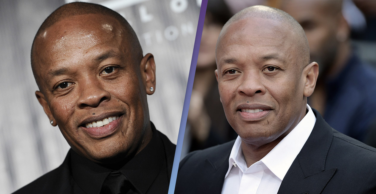 One week after suffering a brain aneurysm music mogul Dr Dre is still in intensive care.