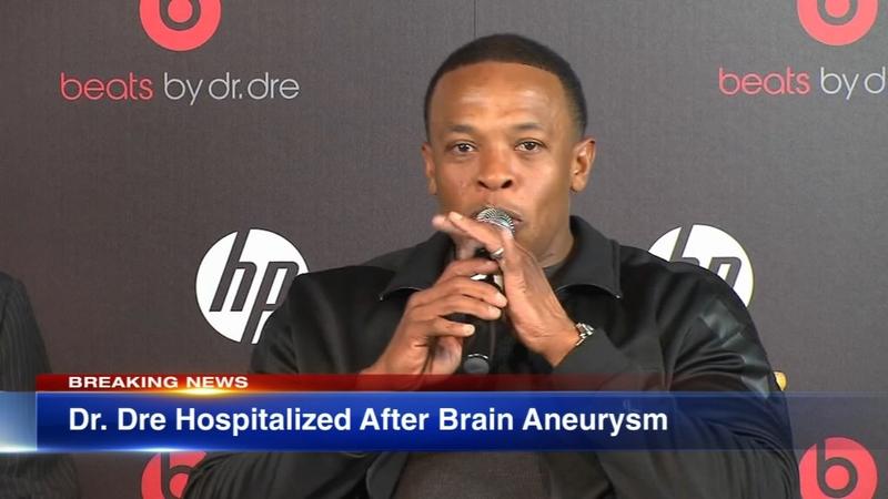 Rapper, producer and entrepreneur Dr. Dre
