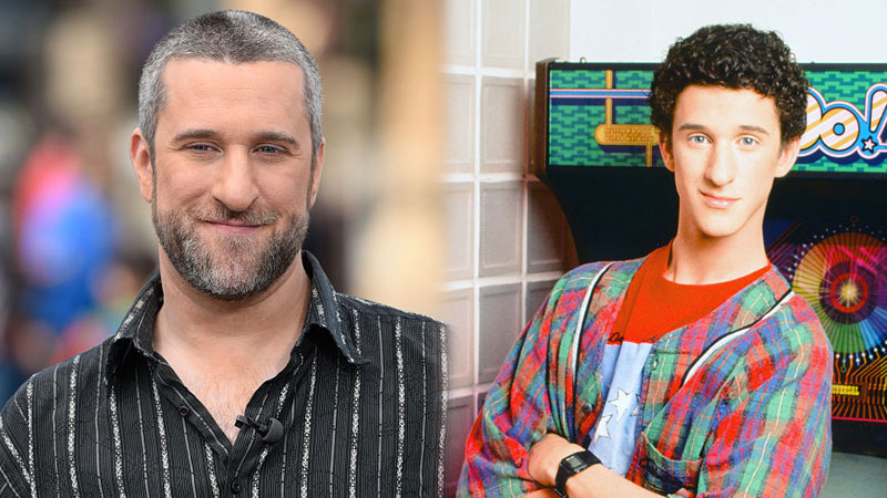 """""""Saved by the Bell' star Dustin Diamond has been diagnosed with stage 4 Cancer."""