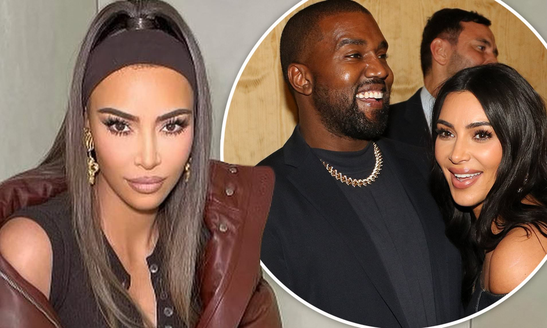 Kim and Kanye West stop marriage counselling as divorce draws near