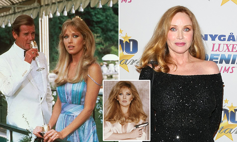 Bond actress, 'That '70s Show' star Tanya Roberts in 'critical' condition