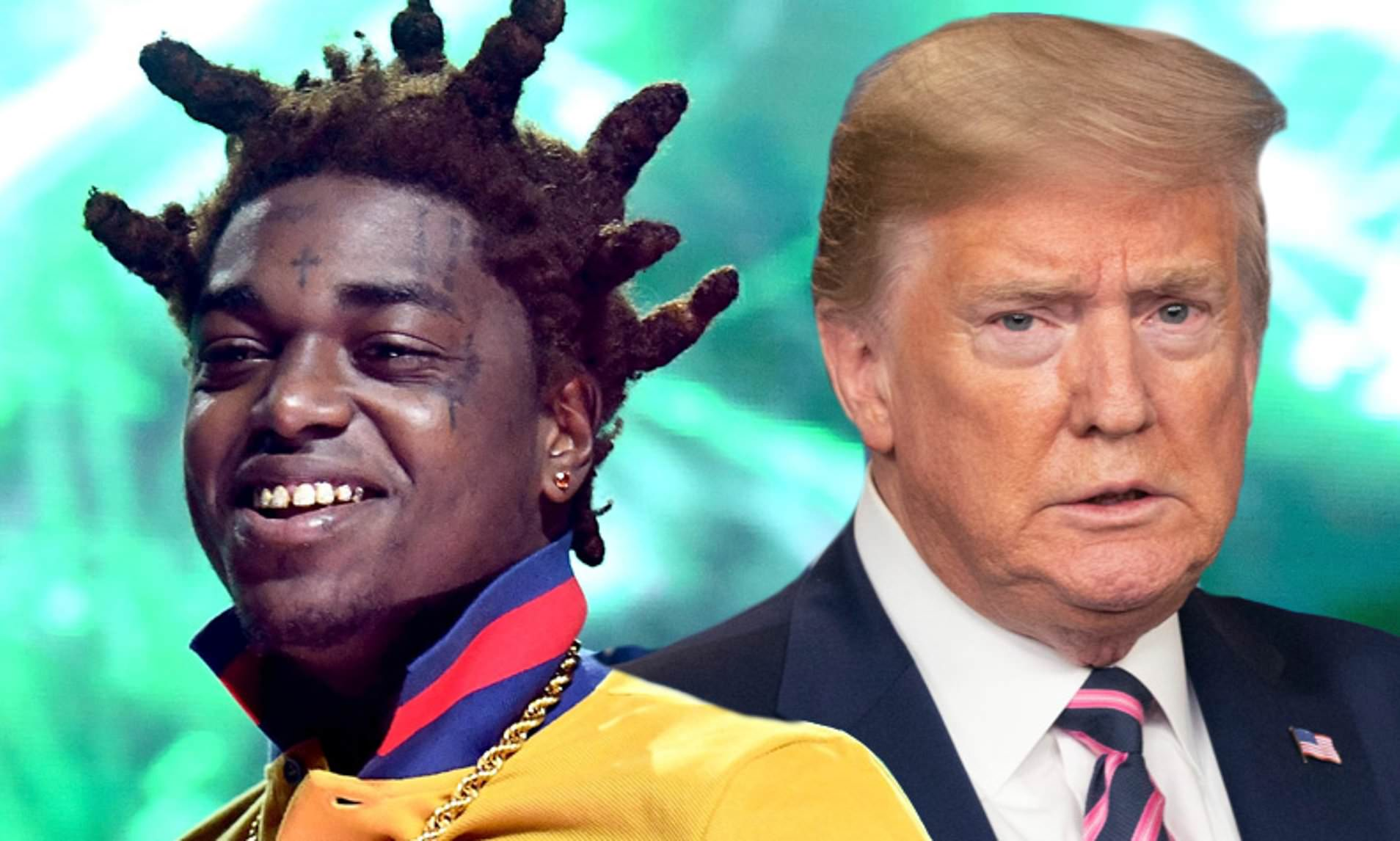 Rapper Kodak Black's tweet promising to spend $1 million on charity if released by Donald Trump has 'vanished' after the former president granted him clemency on his last day in office.