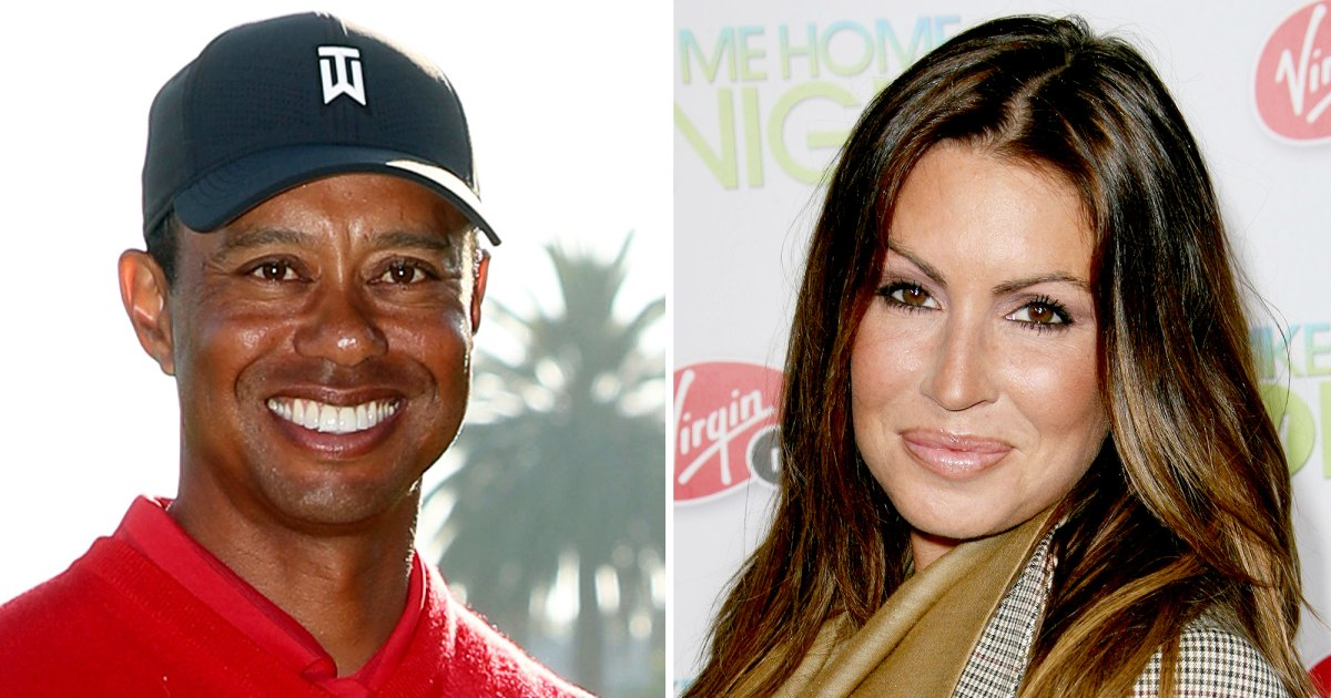 Tiger Woods mistress Rachel Uchitel details affair with golfer