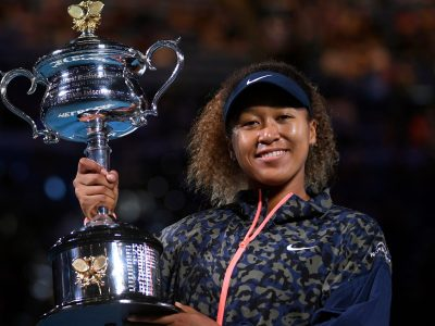 Naomi Osaka claims her second title in Melbourne with victory over Jennifer Brady