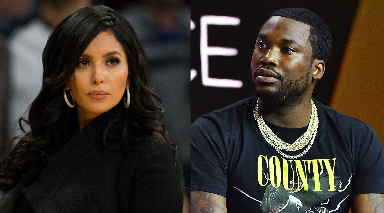 Vanessa Bryant criticises Meek Mill for 'insensitive' Kobe Bryant lyric