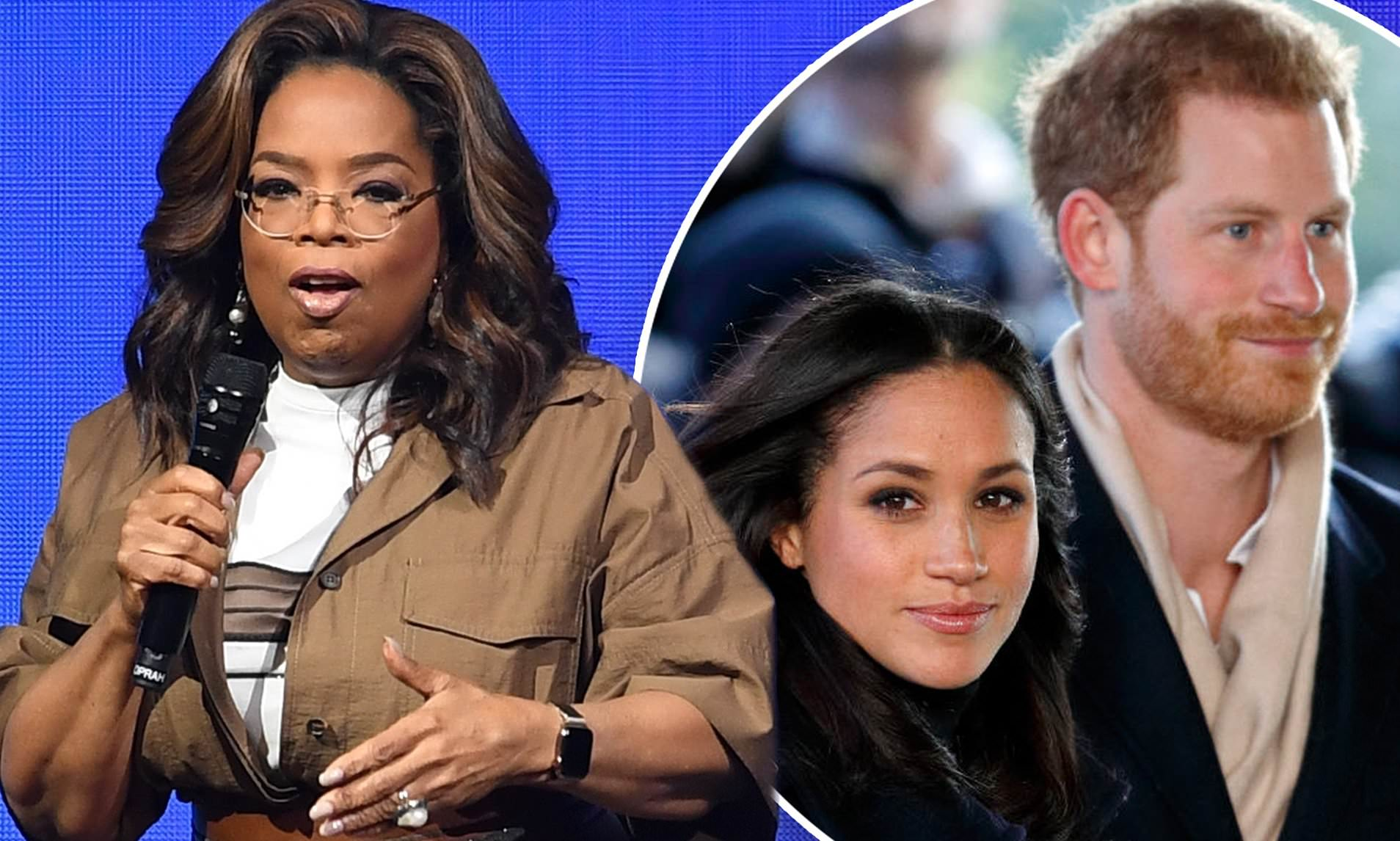 Prince Harry and Meghan Markle set to tell all to Oprah in 'wide-ranging' and 'intimate' prime time TV interview that will cover 'everything' from their royal exit to marriage and pregnancy