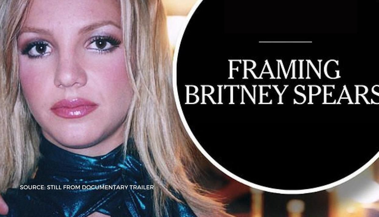 Britney Spears says she cried for two weeks over documentary