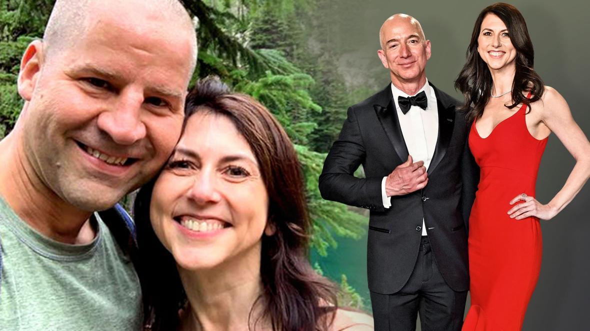 MacKenzie Scott, one of the richest women in the world (worth $54.9 billion) has married Seattle Science teacher Dan Jewett.