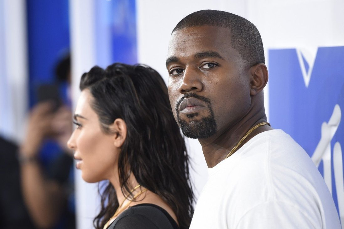 Kanye West becomes the richest black man in US history (AP Photo)