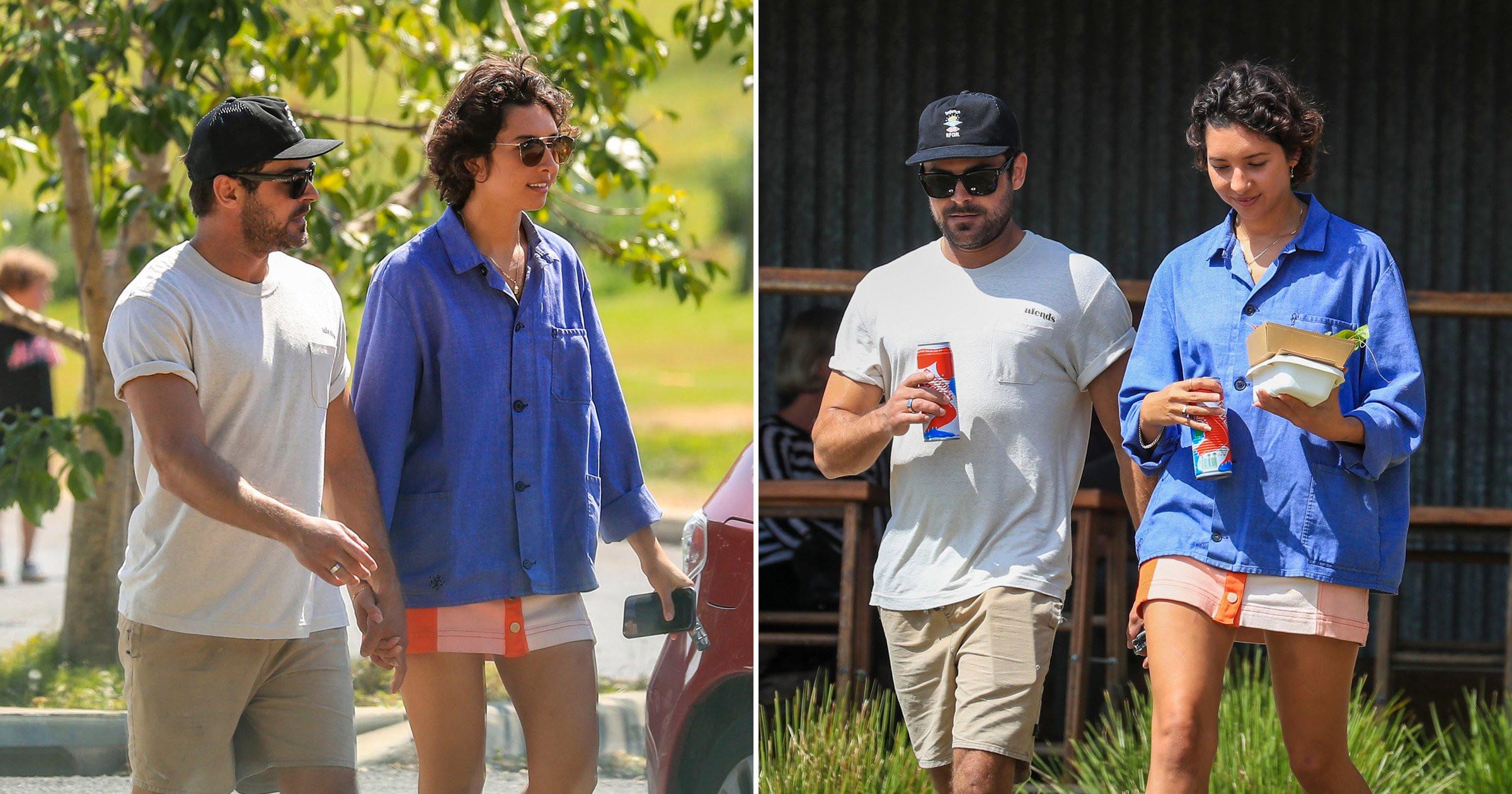 Zac Efron and girlfriend Vanessa Valladares split after 10 months