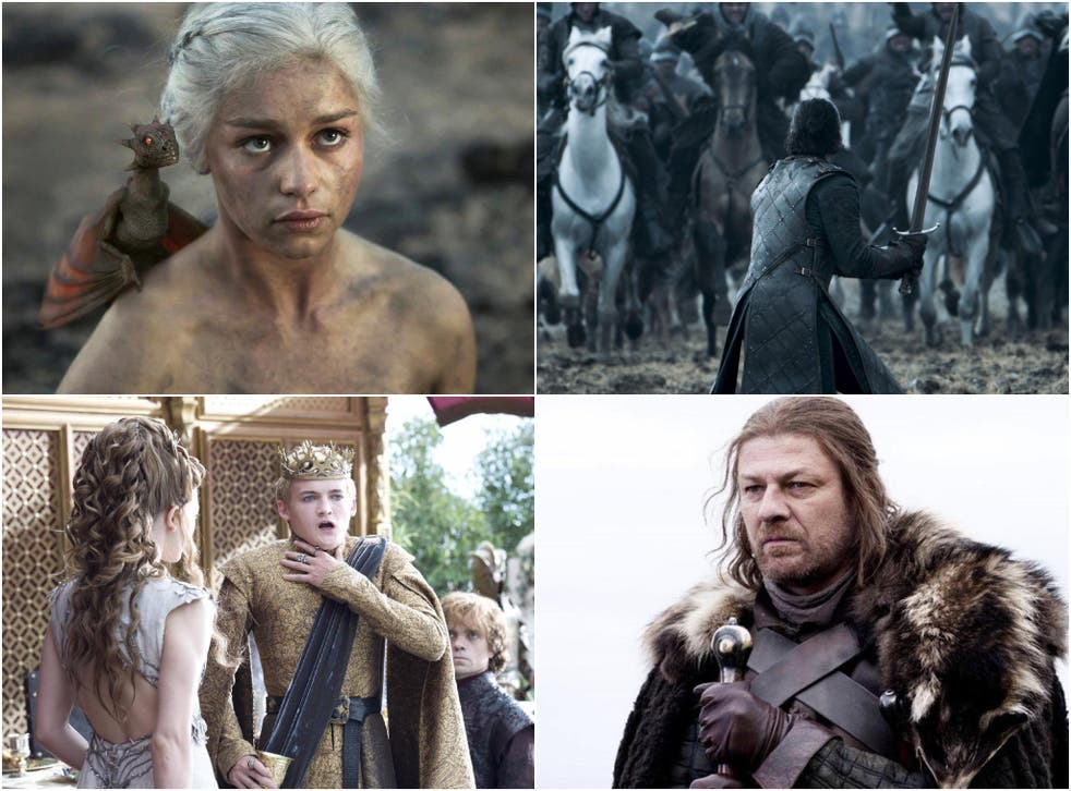 Game of Thrones is an American fantasy drama television series created by David Benioff and D. B. Weiss for HBO. It is an adaptation of A Song of Ice and Fire, a series of fantasy novels by George R. R. Martin, the first of which is A Game of Thrones.