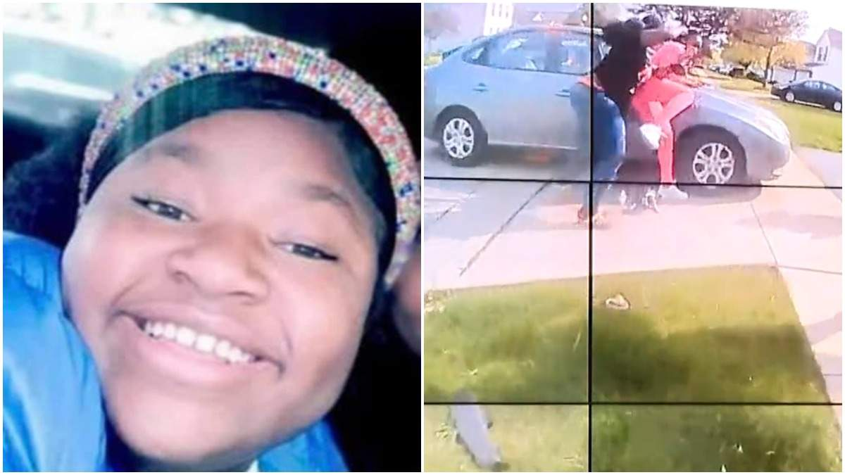Ma'Khia Bryant is a 16-year-old girl who was shot and killed by a Columbus, Ohio, police officer shortly before the Derek Chauvin verdict was announced, sparking growing protests. Police say she was armed with a knife, and they released body cam video showing her attacking two other girls.