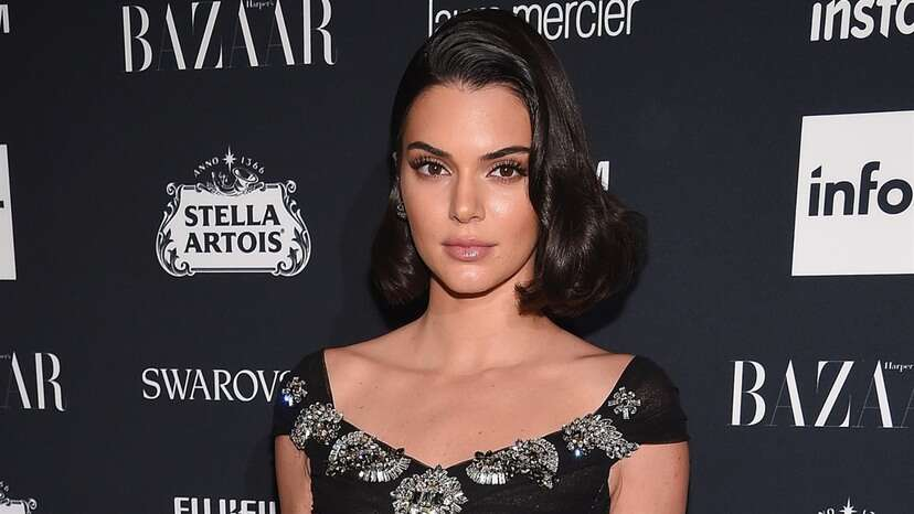 Model and reality TV star Kendall Jenner (Stephen Lovekin/Shutterstock)