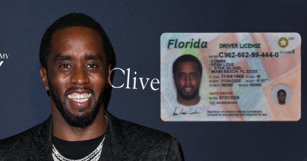 Caption: P Diddy has legally changed his name to Sean Love Combs Provider: Getty/Instagram/diddy