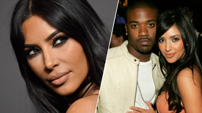 Back in 2002 Kim Kardashian filmed a sex tape with then boyfriend Ray J which was then released into the public domain in 2017