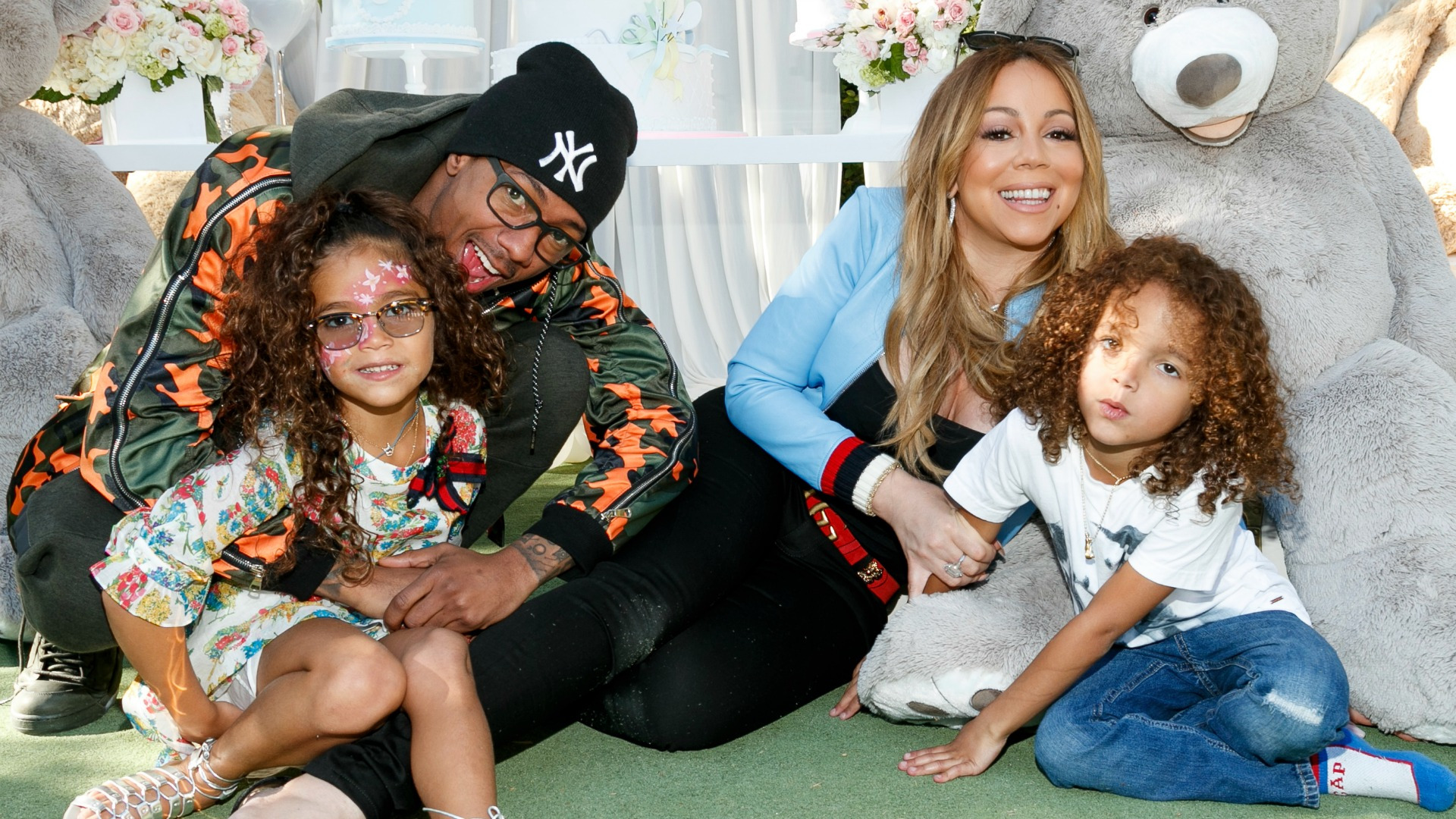 The Wild 'n' Out host is also father to 10-year-old twins, Son Moroccan and daughter Monroes, with ex-wife Mariah Carey who he was married to from 2008-2016.
