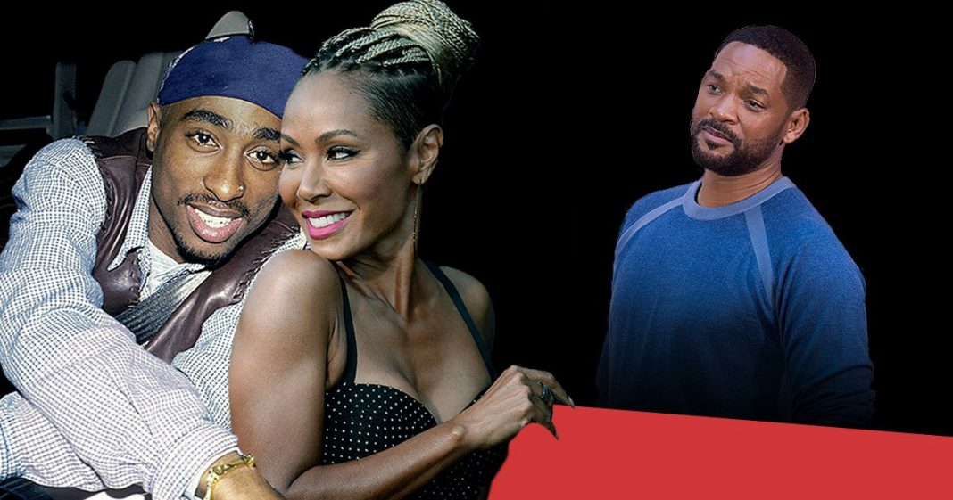 Hollywood star Jada Pinkett Smith has posted a never-before-seen poem written for her by deceased rapper Tupac Shakur, who would have turned 50 on Wednesday.