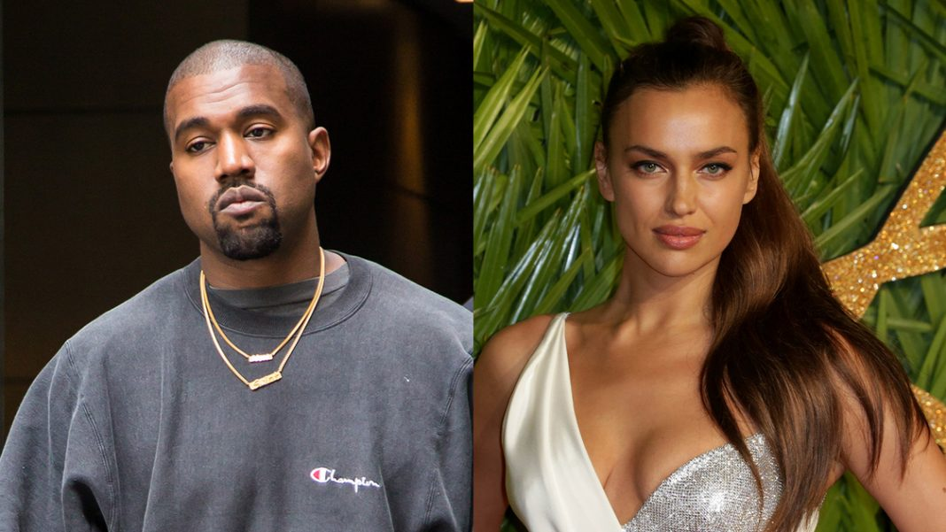 Kanye West and Irina Shayk have been dating for 'three months'