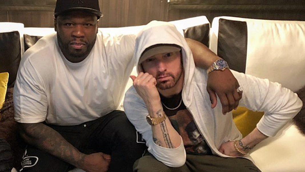 Eminem to play White Boy Rick in 50 Cent-produced Starz series 'Black Mafia Family'