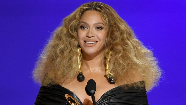 Music superstar Beyoncé Knowles